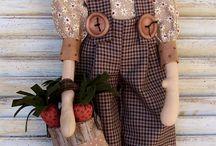 Cute Rag Doll Critters!