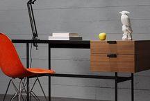 INTERIORS | workspaces / by Geoffrey Heintzman