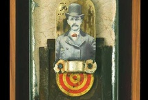 Assemblages / mixed media