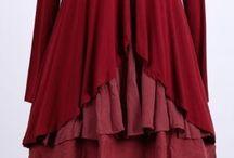 textiles, mode