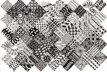 Art Journal: Zentangle & Doodles