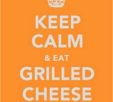 Grilled cheesers / by Dodie Presley