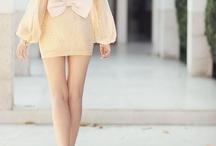 My Fashion Wishlist  / by Liga Gourri