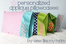 Sweet Dreams! Pillowcase Patterns