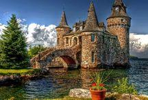 Castelos do mundo