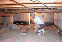 Attic Cleanup Insulation Removal Hawthorne CA / Get the facts about insulation removal and replacement, attic cleanup in Hawthorne CA. Animal dropping decontamination