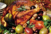 Thanksgiving Dinner / by Jodie Roberts