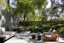 Outdoor living - Uteplats