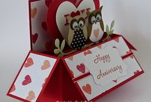 Cards - Valentine / Inspiration for handmade cards