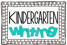 Kids writing / by Heather Yentes