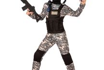 Super Cool Kids Costumes / Awesome costumes for boys and girls ages 4-12.