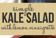 Salater/ tilbehør mat