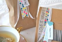 Amazing gift wrappings / Ideas how to make presents look special and wrapped with love.