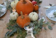 DECORATE// fall / Decoration inspiration for fall