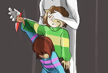 Undertale and other AU's