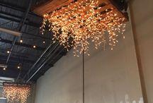 Iluminación salones