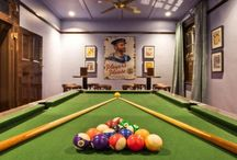The Pool Room / All the best stuff goes straight here