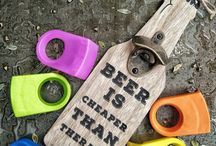 Beer Clip Holder
