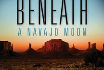 Beneath a Navajo Moon / Romantic Suspense The search for a woman who disappeared in 1906 has lead cultural anthropologist Erin Dawson to Cedar Canyon, where the iconic terrain of red rock walls and mesas keep Navajo traditions—and maybe criminal evidence—well hidden. When Erin's search leads her to cross paths with tribal policeman Adam Silverhorn, it's hardly love at first sight. But a drug cartel has spawned a recent rise in gang violence on the reservation and they must join forces to restore harmony to the Rez.