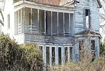 abandoned / by Kimberly Moore-Sipe