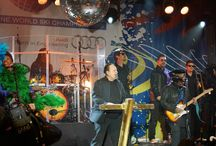 KC and The Sunshine Band at Vail Beaver Creek 2015 / KC and The Sunshine Band performed following the Vail Beaver Creek 2015 Nation's Team Medal Ceremony at the FIS World Championships. #ShakeShakeShake #Vail2015