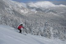 Best Skiing in New England / Best ski resorts in New England, Maine, Vermont, New Hampshire and even Massachusetts!