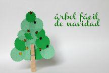 NAVIDAD / Decoración y manualidades Navidad