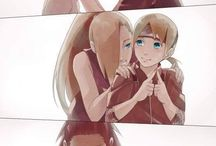 Naruto sweet couples
