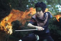 ch : uchiha shisui  [ うちはシスイ ] / naruto • konohagakure • uchiha clan • anbu • sharingan → mangekyō sharingan • fire-wind-lightning-yin release • libra  —  I don't even know if there is such a thing as justice in the shinobi world ; we fight believing in our own justice, but if the enemy is doing the same thing, who's right?