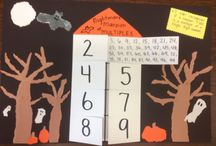 Halloween- Math / by Cynthia Stanfield