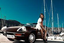 Włochy i samochody