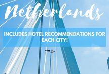 Netherlands - Best Cities
