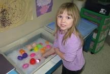 Experimentació i material sensorial