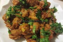 Soya chunks Curry Recipes / Healthy Soya recipes