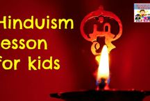 Hinduism / Religion Topic - Teaching Ideas - Activities - Art & Crafts for Children.