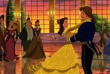 Beauty and the Beast Wedding!