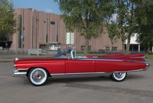 Cadillac Eldorado Biarritz 1959 - DAZ Iray render