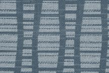Sofa fabrics blue