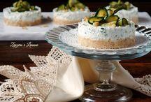 cheesecake e mini cheesecake salate