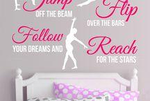 gimnastic roon ideas
