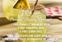 Pinnacle® Vodka Fiery Fiesta / Throw a party that's the whole enchilada with these fun fiesta themed party tips!