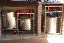 My brew equipment / All grain equipment powered by craftbeerpi