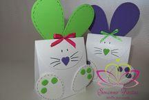 Conejos/moldes