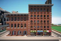 家具とか建物とか…。-Minecraft Idea- / マインクラフトで作りたいもの。