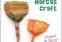 Musical Instrument crafts for kids
