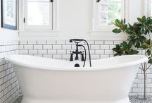 Dreamy Bathtubs / From sexy curves and colourful lights to metallic and mosaic finishes – here's why every home should have a tub to soak in