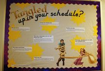 Bulletin Board Ideas / by SJU ResLife