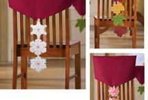 chair decorations / decoracion silla /