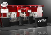 10x20 trade show exhibits-booths-displays / Exponents manufacturers high quality linear exhibit for spaces ranging from 10x10 to 10x30. These exhibits are easy to Install, Light in weight and are reconfigurable