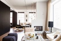 Ideas - Living Room   Sala de estar